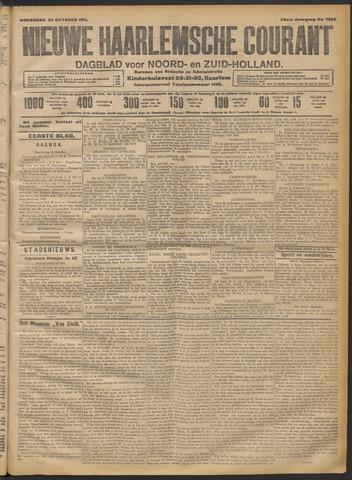 Nieuwe Haarlemsche Courant 1911-10-25
