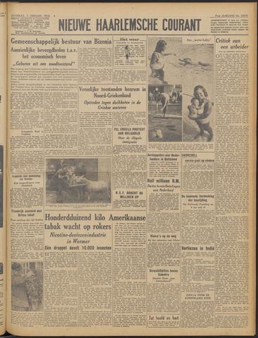 Nieuwe Haarlemsche Courant 1948-02-07