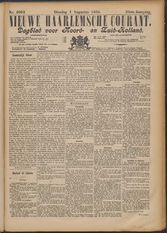 Nieuwe Haarlemsche Courant 1905-08-01