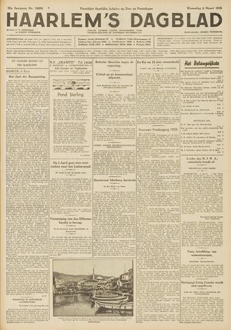 Haarlem's Dagblad 1935-03-06