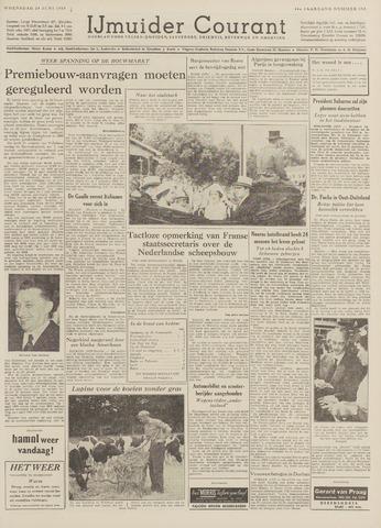 IJmuider Courant 1959-06-24