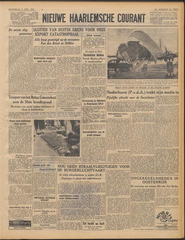 Nieuwe Haarlemsche Courant 1951-04-05