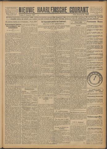 Nieuwe Haarlemsche Courant 1927-08-05