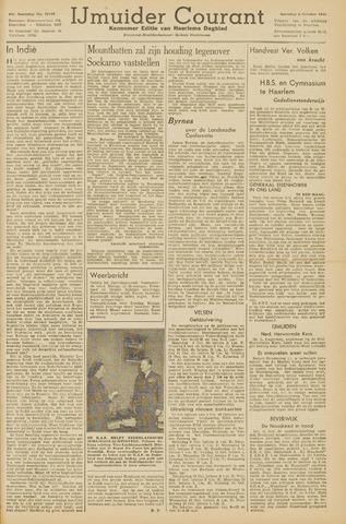 IJmuider Courant 1945-10-06