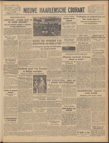 Nieuwe Haarlemsche Courant 1950-12-22