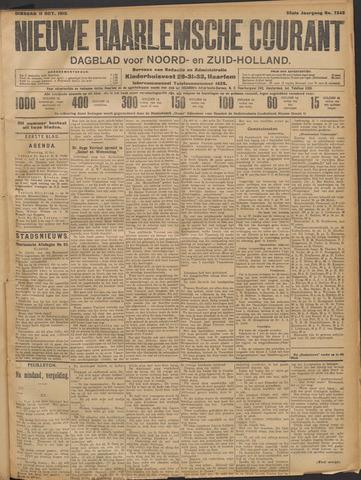 Nieuwe Haarlemsche Courant 1910-10-11