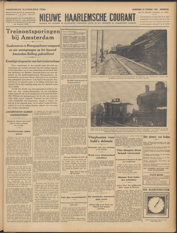 Nieuwe Haarlemsche Courant 1938-02-24