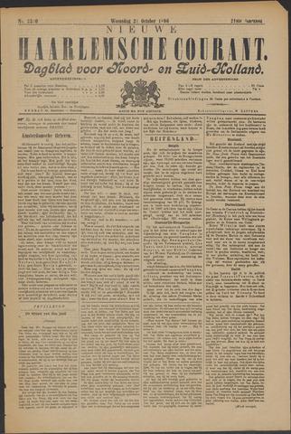 Nieuwe Haarlemsche Courant 1896-10-21