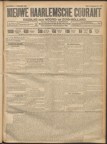 Nieuwe Haarlemsche Courant 1912-02-03