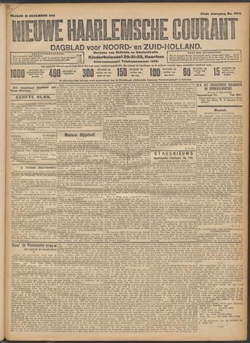 Nieuwe Haarlemsche Courant 1912-12-13