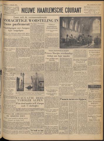 Nieuwe Haarlemsche Courant 1952-02-14
