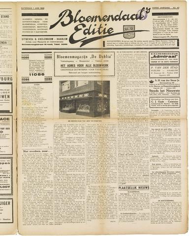 Bloemendaal's Editie 1929-06-01