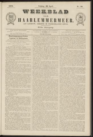 Weekblad van Haarlemmermeer 1870-04-22