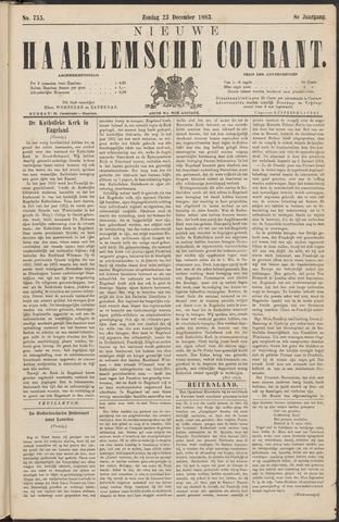 Nieuwe Haarlemsche Courant 1883-12-23