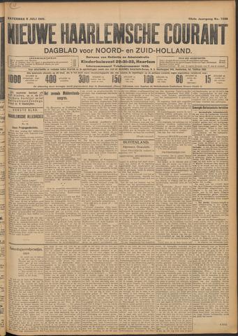 Nieuwe Haarlemsche Courant 1910-07-09