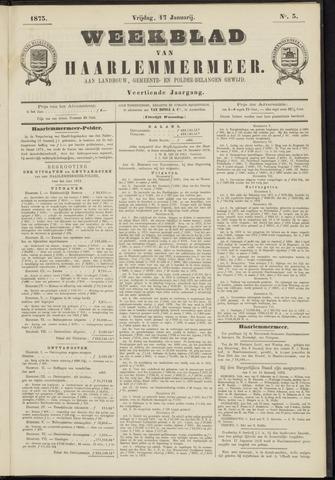 Weekblad van Haarlemmermeer 1873-01-17