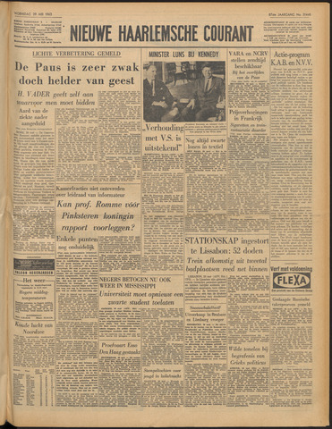 Nieuwe Haarlemsche Courant 1963-05-29