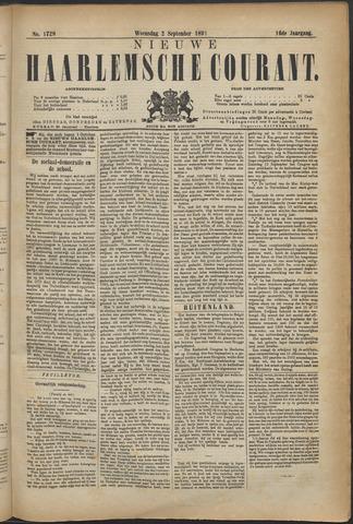 Nieuwe Haarlemsche Courant 1891-09-02