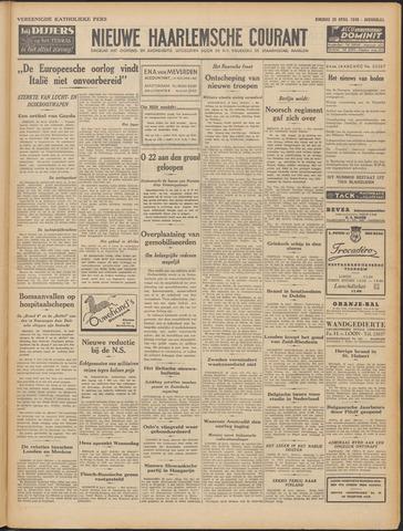 Nieuwe Haarlemsche Courant 1940-04-30