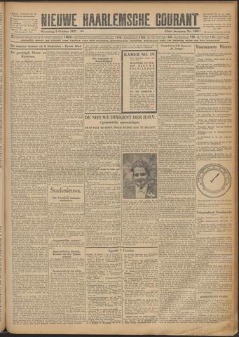 Nieuwe Haarlemsche Courant 1927-10-05