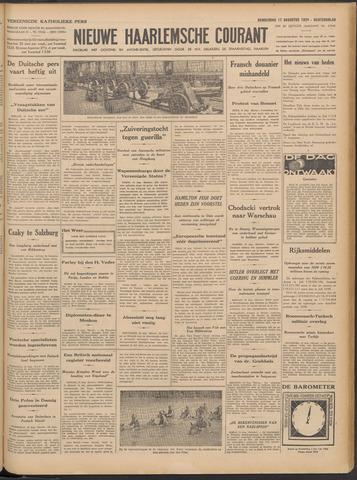 Nieuwe Haarlemsche Courant 1939-08-17