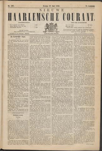 Nieuwe Haarlemsche Courant 1882-06-18