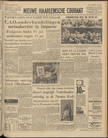 Nieuwe Haarlemsche Courant 1962-12-07