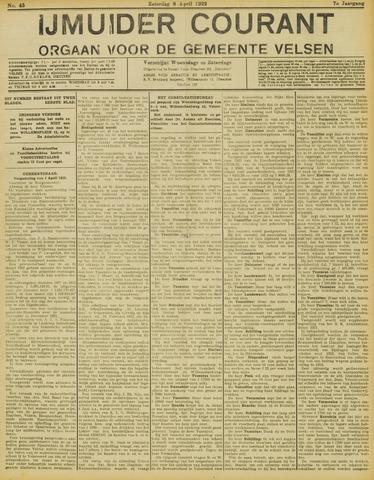 IJmuider Courant 1922-04-08
