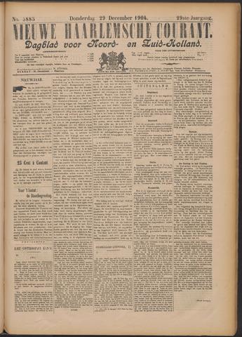 Nieuwe Haarlemsche Courant 1904-12-29
