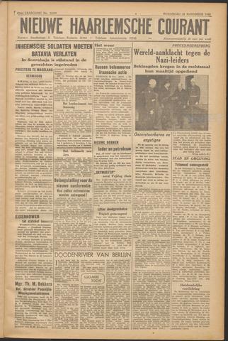 Nieuwe Haarlemsche Courant 1945-11-21