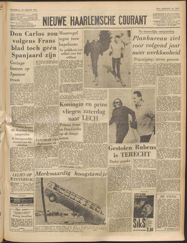Nieuwe Haarlemsche Courant 1964-02-20