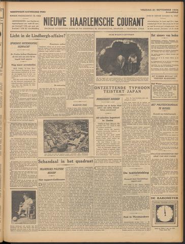 Nieuwe Haarlemsche Courant 1934-09-21