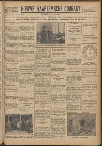 Nieuwe Haarlemsche Courant 1931-04-23