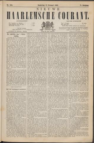 Nieuwe Haarlemsche Courant 1882-02-23
