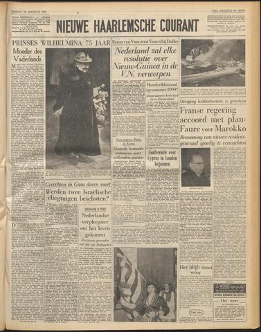 Nieuwe Haarlemsche Courant 1955-08-30