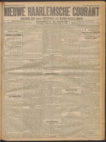 Nieuwe Haarlemsche Courant 1916-12-19