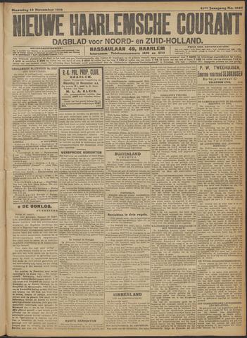 Nieuwe Haarlemsche Courant 1916-11-13