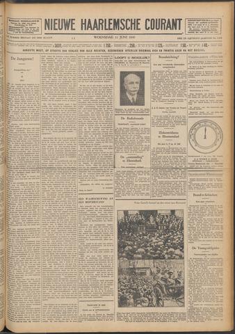 Nieuwe Haarlemsche Courant 1930-06-11