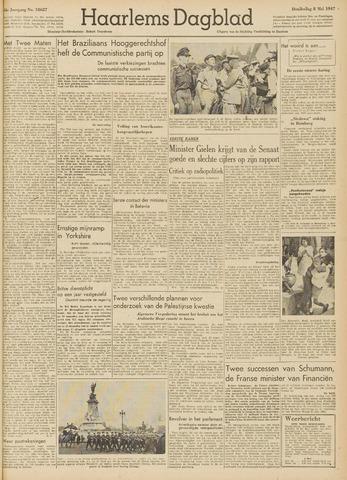 Haarlem's Dagblad 1947-05-08