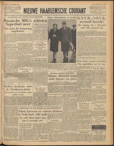 Nieuwe Haarlemsche Courant 1954-11-08