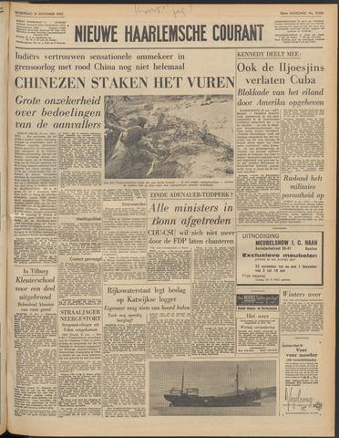 Nieuwe Haarlemsche Courant 1962-11-21