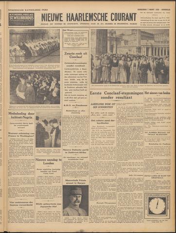 Nieuwe Haarlemsche Courant 1939-03-02