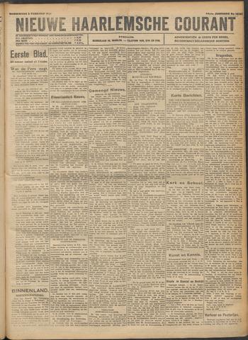Nieuwe Haarlemsche Courant 1921-02-03