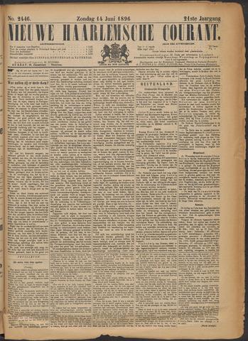 Nieuwe Haarlemsche Courant 1896-06-14