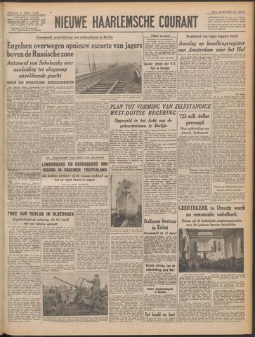 Nieuwe Haarlemsche Courant 1948-04-09