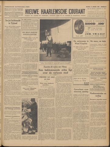 Nieuwe Haarlemsche Courant 1940-01-12
