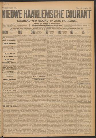 Nieuwe Haarlemsche Courant 1910-06-14