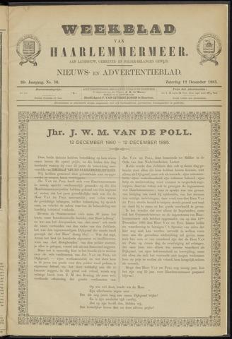 Weekblad van Haarlemmermeer 1885-12-12
