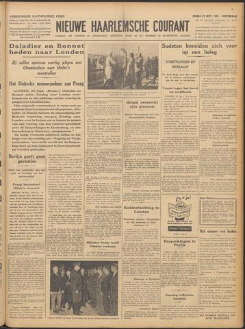 Nieuwe Haarlemsche Courant 1938-09-25