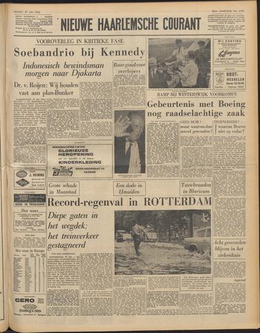 Nieuwe Haarlemsche Courant 1962-07-27